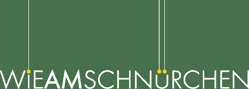 Logo Wie am Schnürchen Agentur