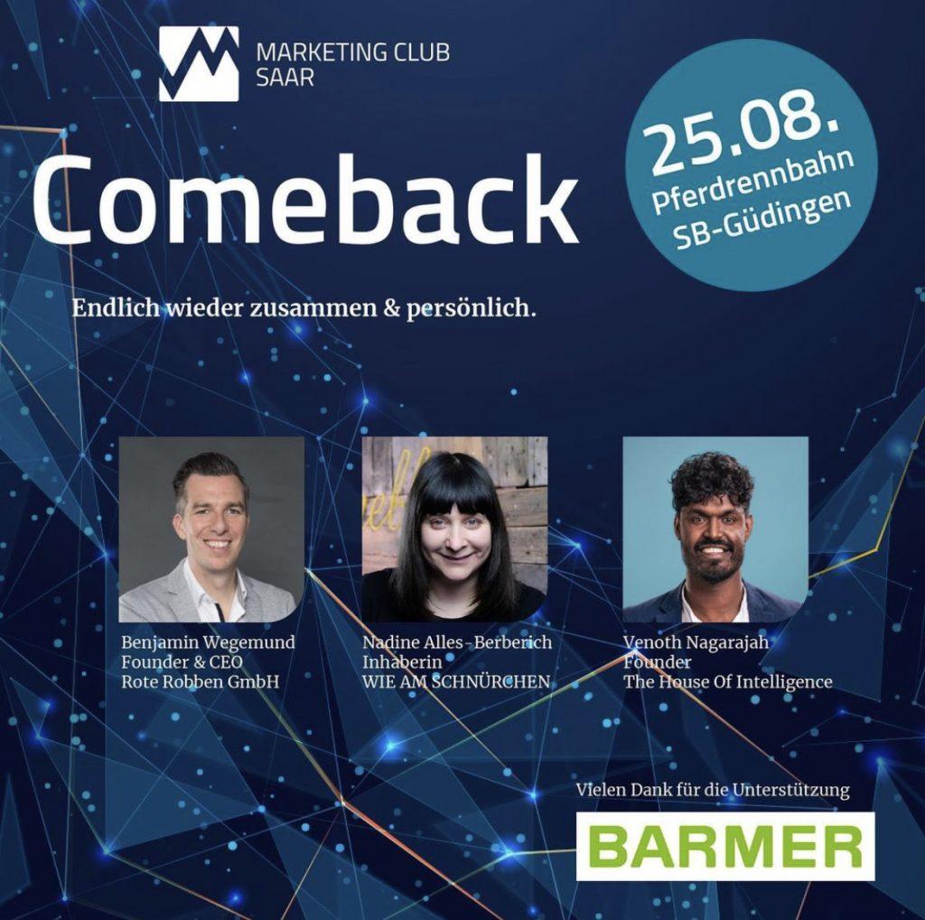 nadine alles-Berberich keynote Marketingclub